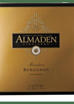 ALMADEN BURGUNDY -  5L