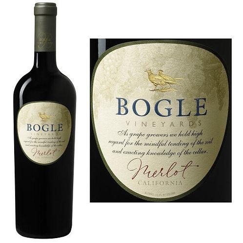BOGLE MERLOT -  750ML