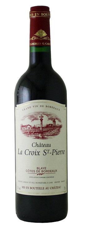 CHATEAU LA CROIX ST PIERRE RESERVE -  750ML