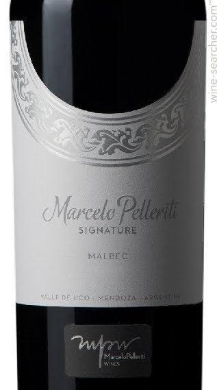 MARCELO PELLERITI SIGNATURE MALBEC 750ML