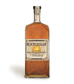 BOOTLEGGER BOURBON -  750ML
