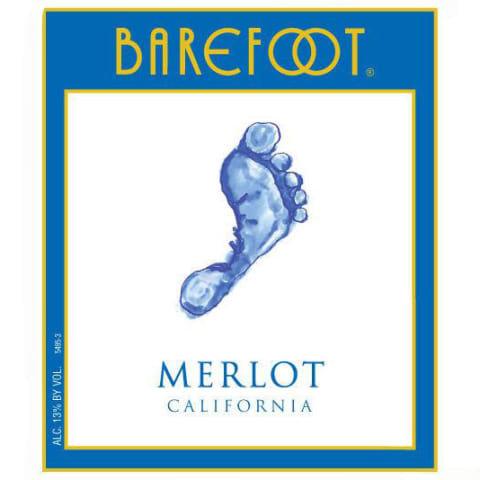 BAREFOOT MERLOT -  1.5L