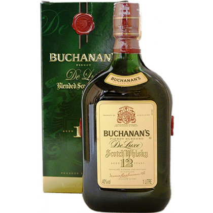 BUCHANANS SCOTCH 12YO -  750ML