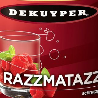 DEKUYPER RAZZMATAZZ -  1L