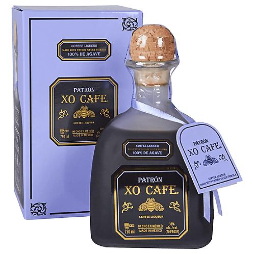 PATRON TEQUILA XO CAFE -  750ML