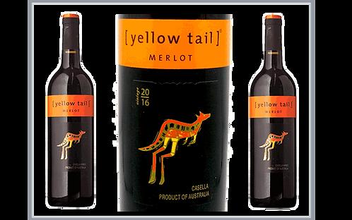 YELLOW TAIL MERLOT -  1.5L
