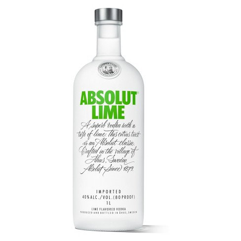 ABSOLUT LIME 1.L
