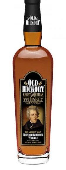 OLD HICKORY BOURBON -  750ML