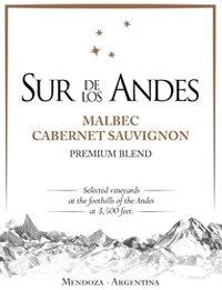 SUR DE LOS ANDES BLEND -  750ML