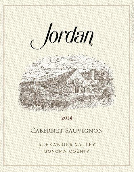 JORDAN CABERNET -  750ML