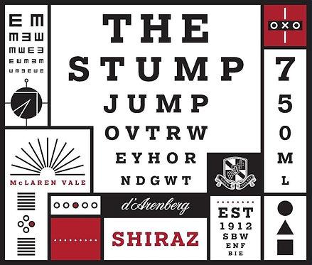 D ARENBERG STUMP JUMP SHIRAZ -  750ML
