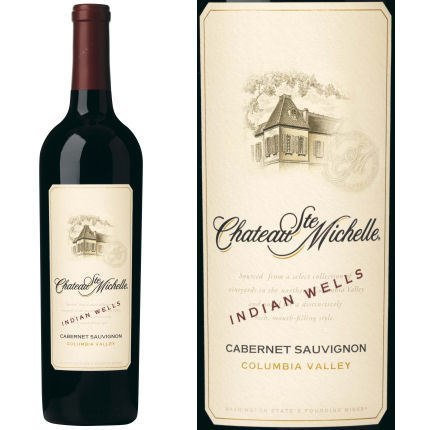 CHATEAU ST MICHELLE INDIAN WELLS CABERNET -  750ML