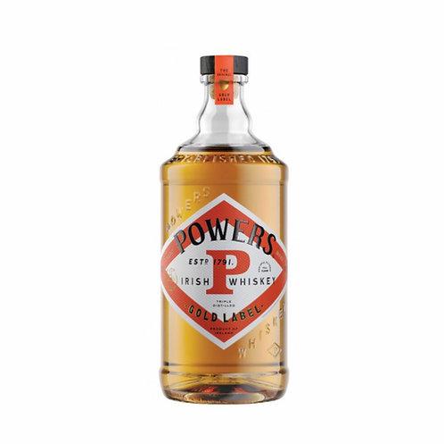 Powers Gold Label Irish Whiskey  1L