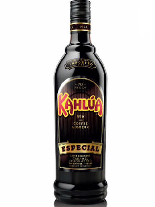 Kahlua especial 750ml