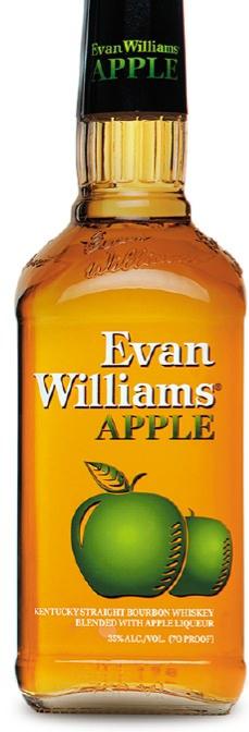 EVAN WILLIAMS APPLE -  750ML