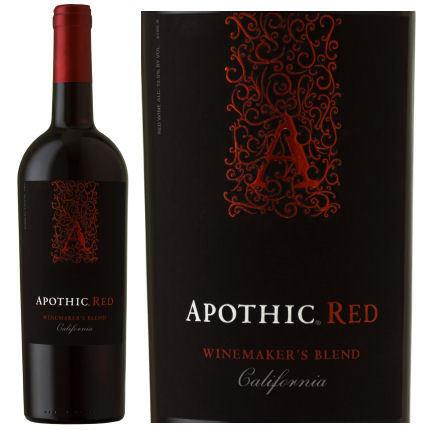 APOTHIC RED -  750ML