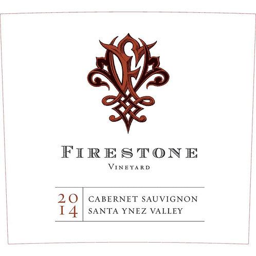 FIRESTONE SANTA YNEZ VALLEY CABERNET -  750ML