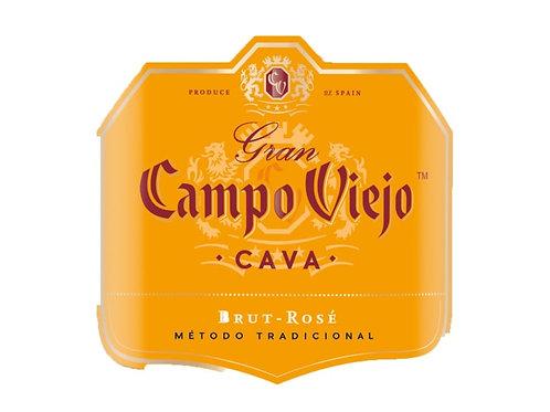 CAMPO VIEJO CAVA BRUT ROSE 750ML