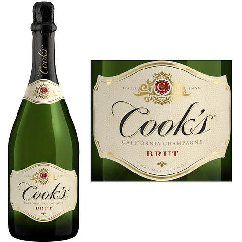 COOK'S BRUT -  750ML