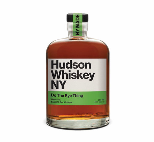 Hudson Do The Rye Thing 750ml