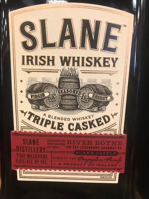 SLANE IRISH WHISKEY -  750ML