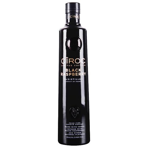 CIROC BLACK RASPBERRY -  750ML