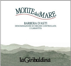 LA GIRIBALDINA BARBERA  -  750ML