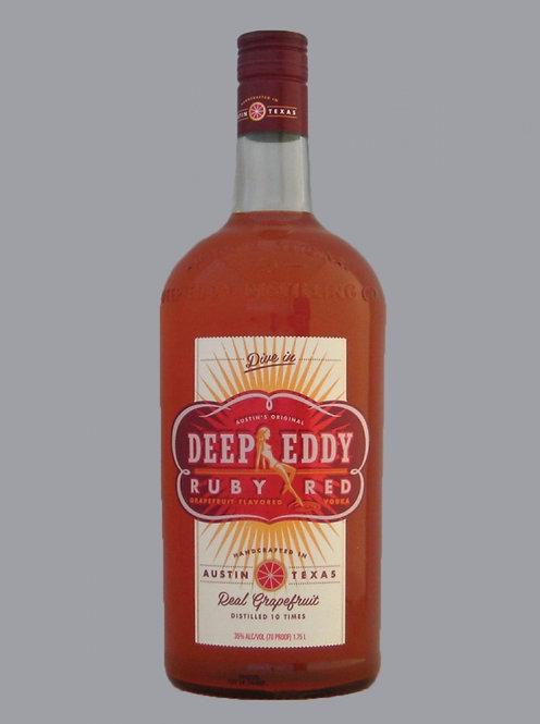 DEEP EDDY RUBY RED -  1L