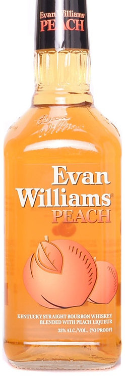 EVAN WILLIAMS PEACH -  375ML