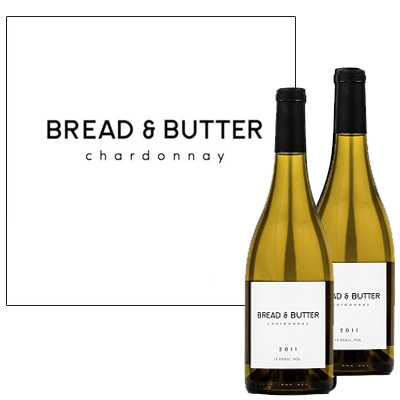 BREAD AND BUTTER CHARDONNAY -  750ML