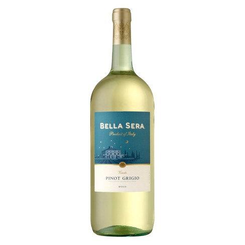 BELLA SERA PINOT GRIGIO -  1.5L