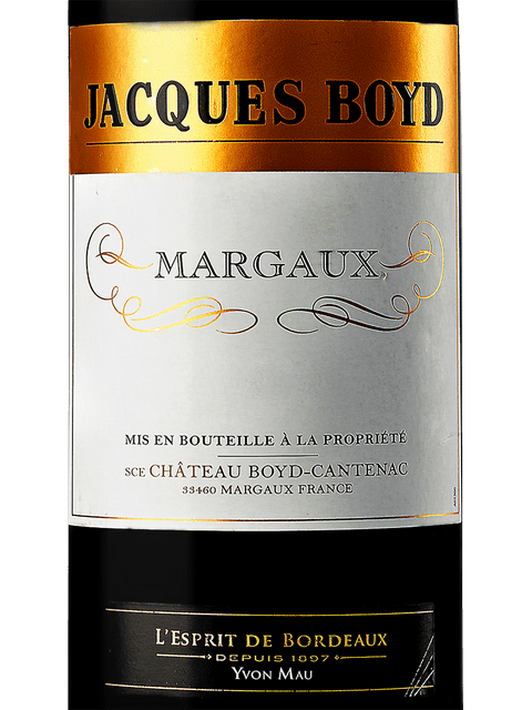 JACQUES BOYD MARGAUX 750ML