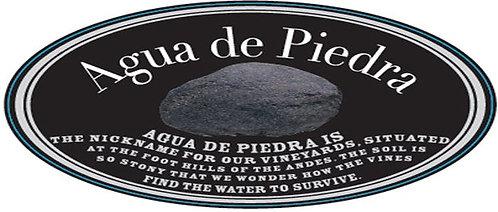 AGUA DE PIEDRA GRAN RESERVA MALBEC -  750ML