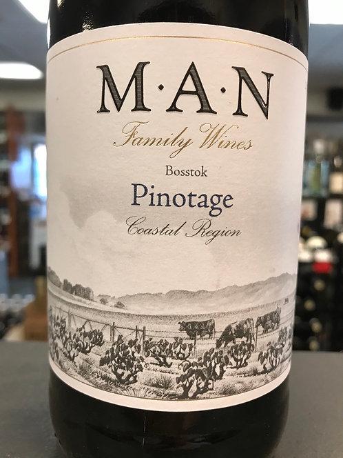 MAN PINOTAGE -  750ML