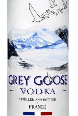 GREY GOOSE VODKA -  750ML