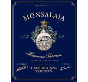 MONSALAIA MAREMMA TOSCANA 750ML