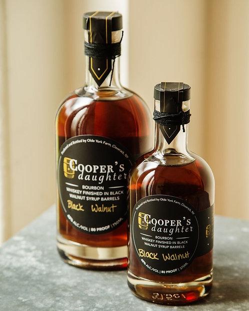 Coopers daughter BLACK WALNUT BOURBON 750ML
