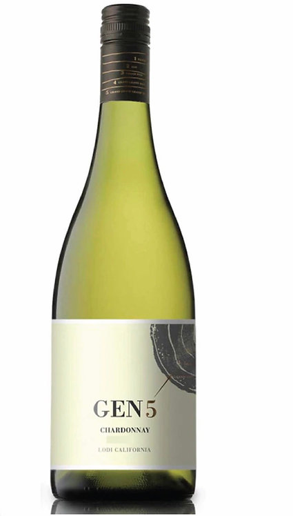 GEN 5 Chardonnay 2017 750ml