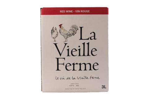 LA VIEILLE FERME RED -  3L