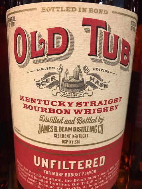 Old Tub Bonded Bourbon 750ml