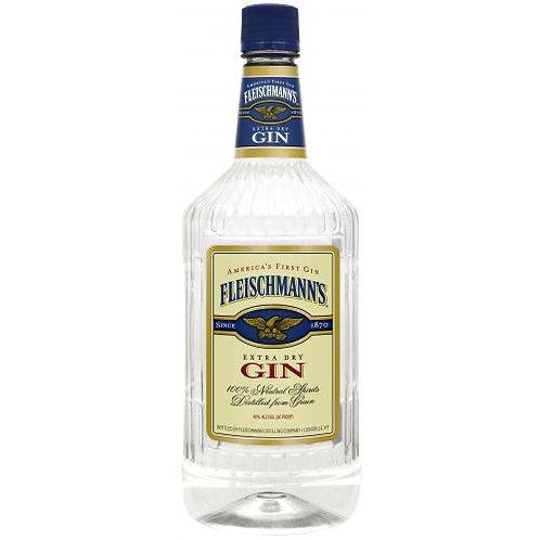 FLEISCHMANNS GIN -  1L