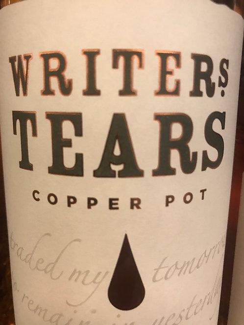 WRITERS TEARS IRISH WHISKEY -  750ML