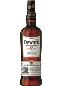 DEWARS 12 YEAR OLD -  1L