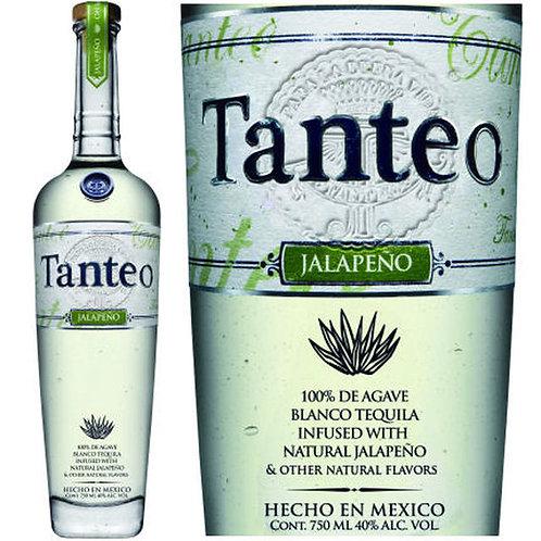 TANTEO JALEPENO TEQUILA -  750ML