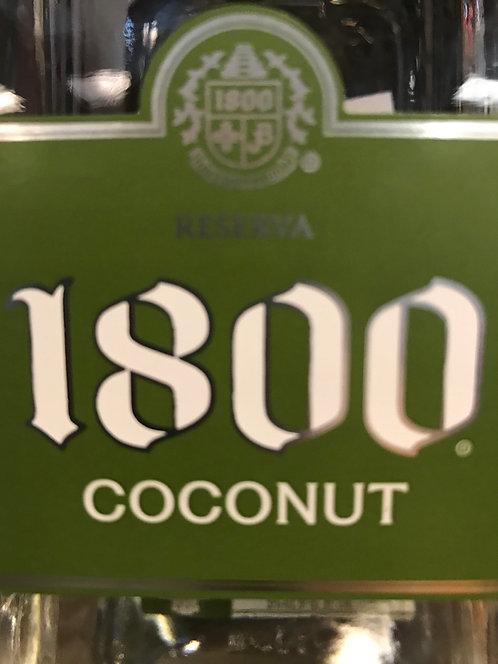 1800 TEQUILA COCONUT -  750ML