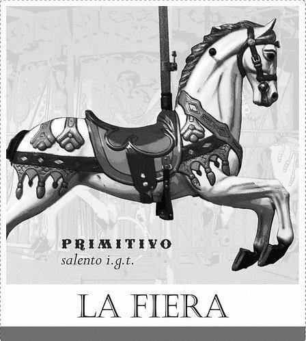 LA FIERA PRIMITIVO 750ML