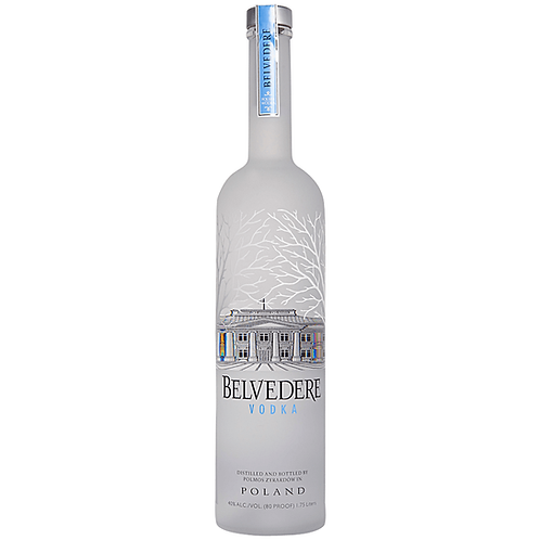 BELVEDERE VODKA -  200ML