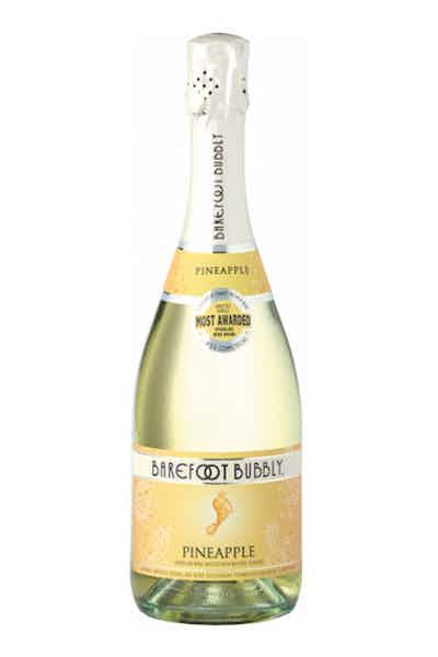 BAREFOOT BUBBLY  PINEAPPLE FUSION -  750ML