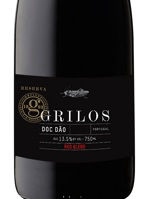 GRILOS DAO RED -  750ML