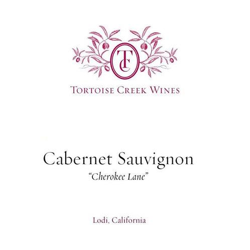 TORTOISE CREEK CABERNET -  750ML
